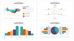 charts-graphs-keynote template